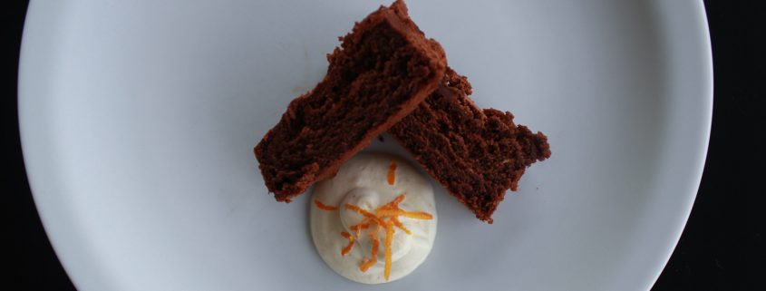 Moist chocolate orange cake - Italian Notes