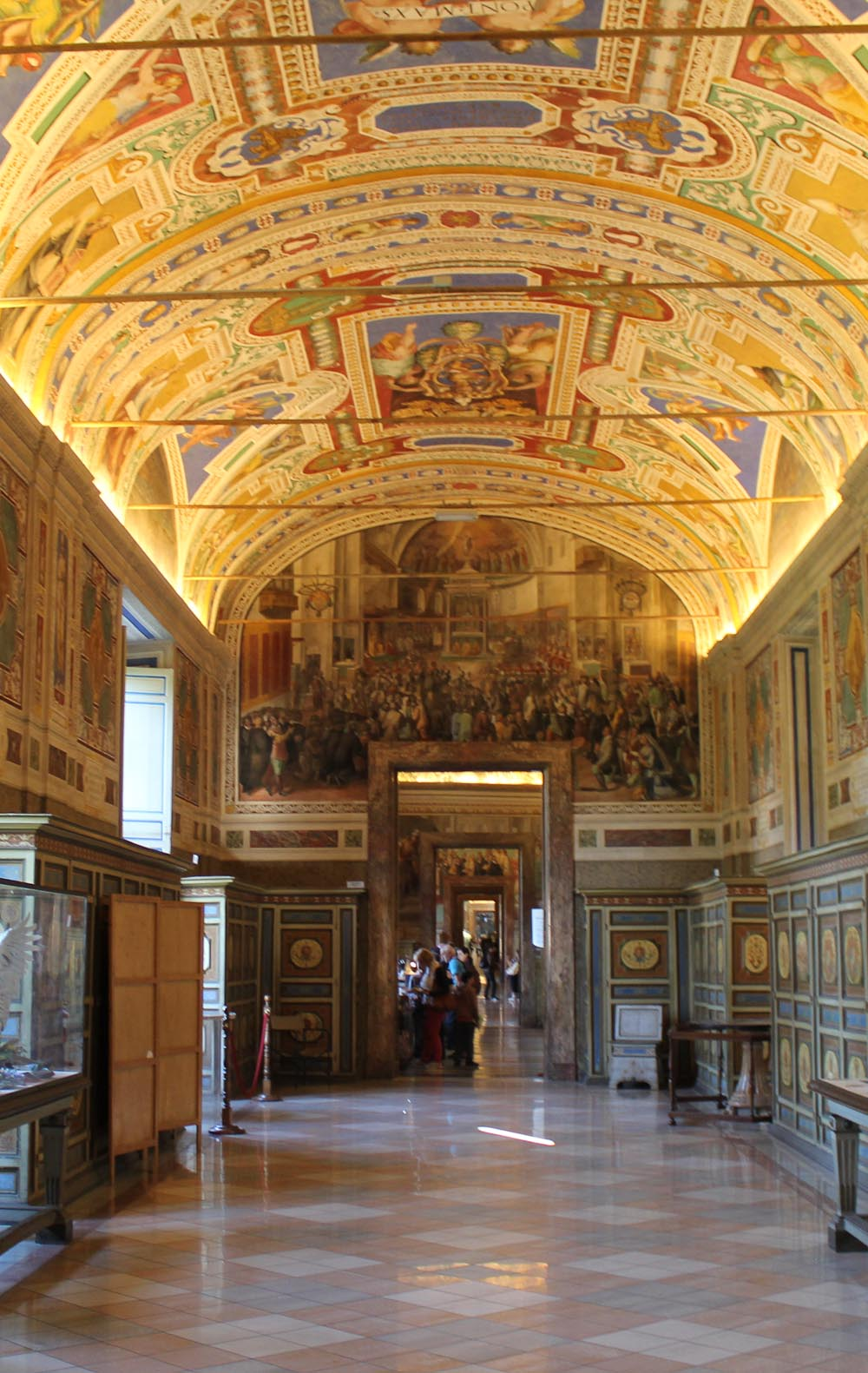 Vatican Museums - Italian Notes