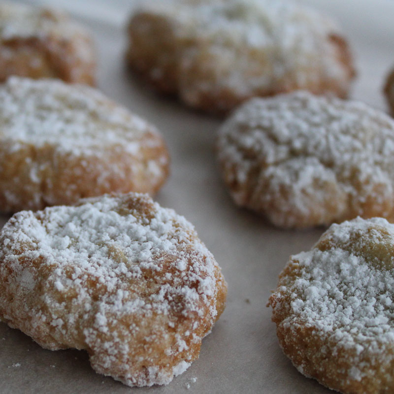 Ricciarelli Top Recipes 2017 - Italian Notes