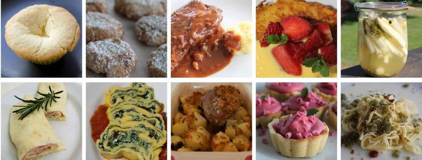 Top recipes 2017 - Italian Notes