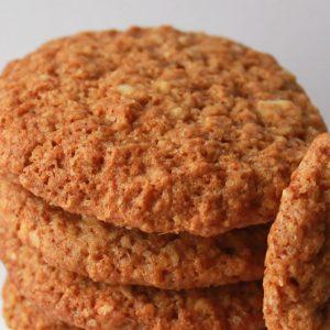 Liquorice almond cookies - Italian Notes