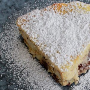 Cassola Chocolate Ricotta Cake - Italian Notes