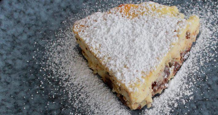 Cassola Chocolate Ricotta Cake - Italian Notes