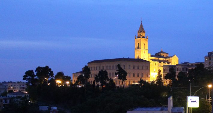 Origins of Chieti - the cathedral- Italian Notes