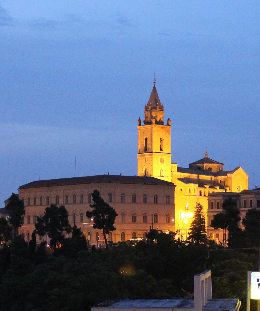 Cathedral - Origins of Chieti - Italian Notes