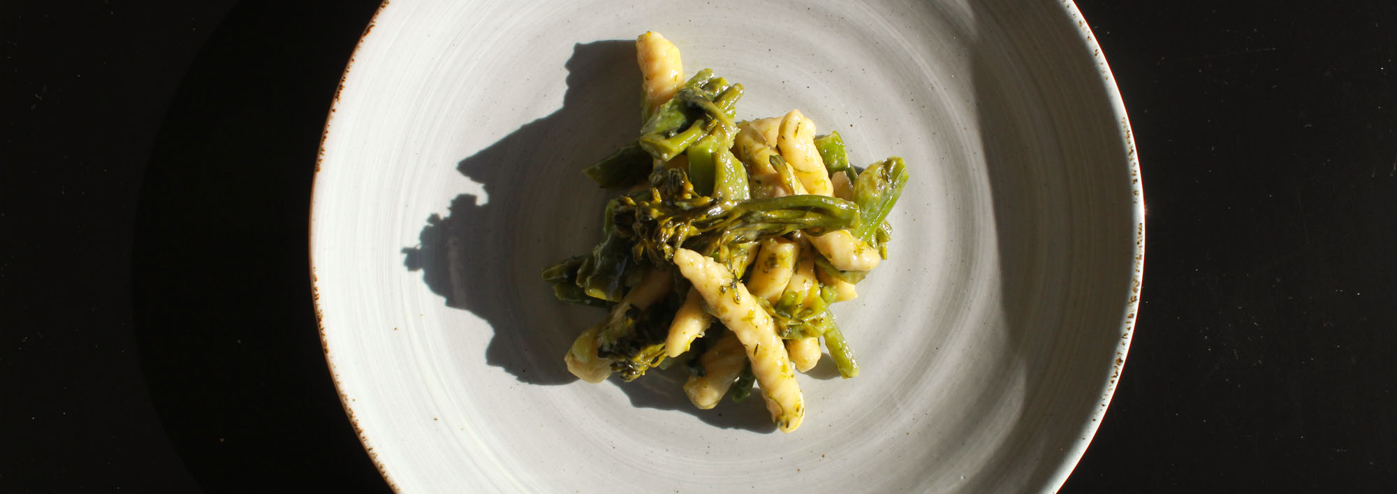 Tenderstem broccoli pasta - Italian Notes