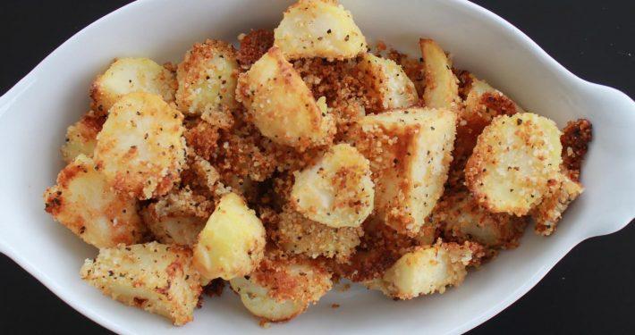 Sandy potatoes - Italian Notes