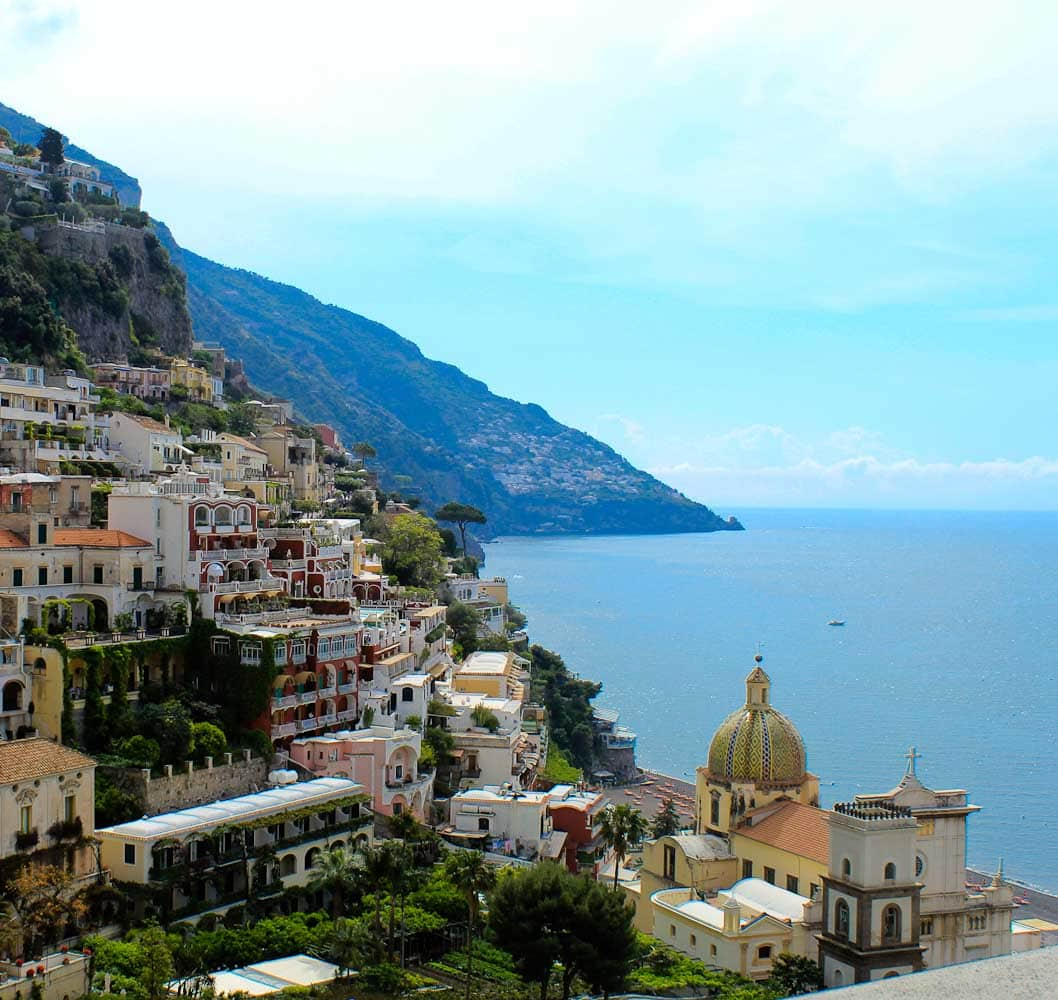 Positano views - Italian Notes