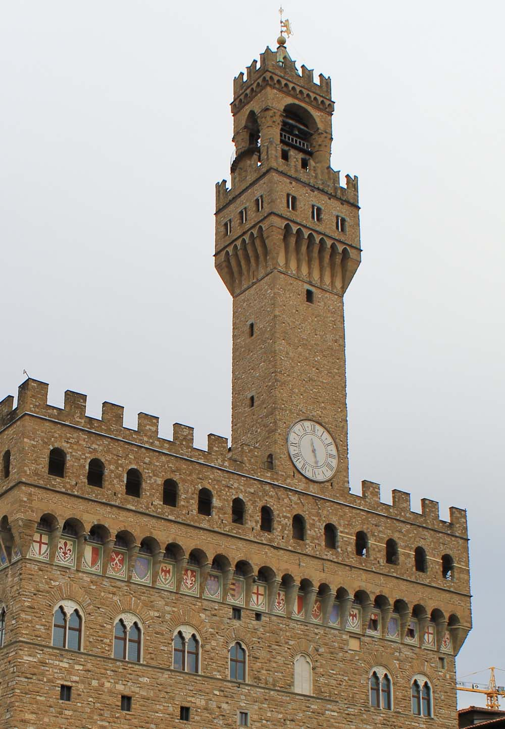 Palazzo Vecchio Best Views of Florence - Italian Notes
