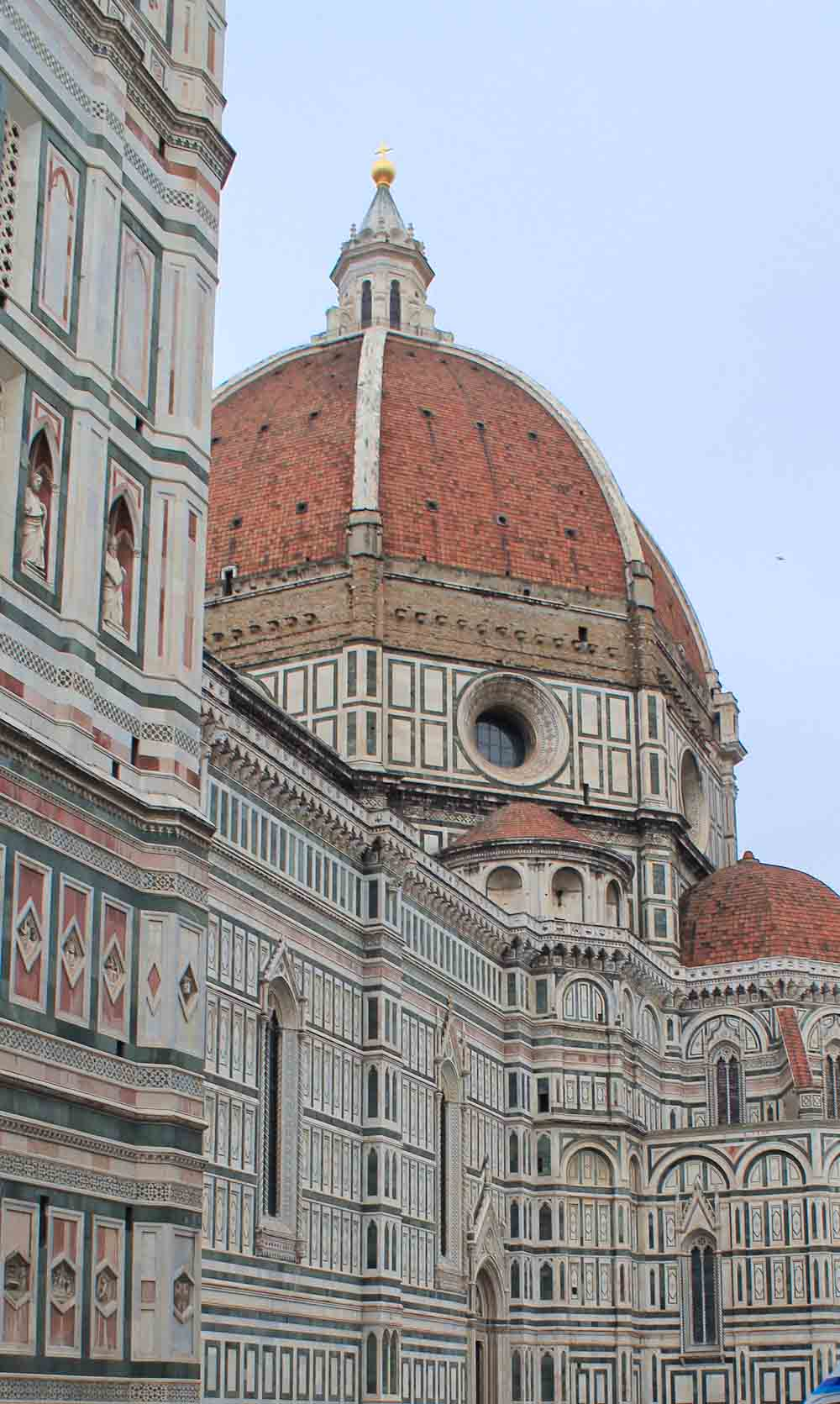 Dome Best Views of Florence - Italian Notes