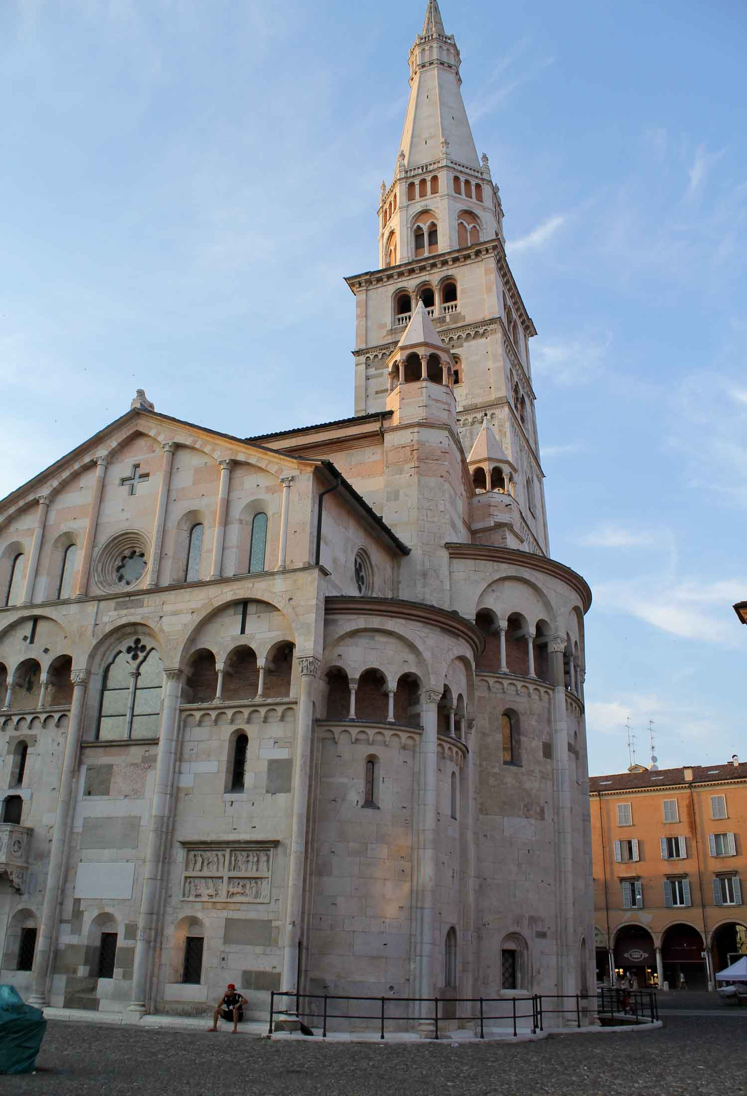 World Heritage in Modena - Italian Notes