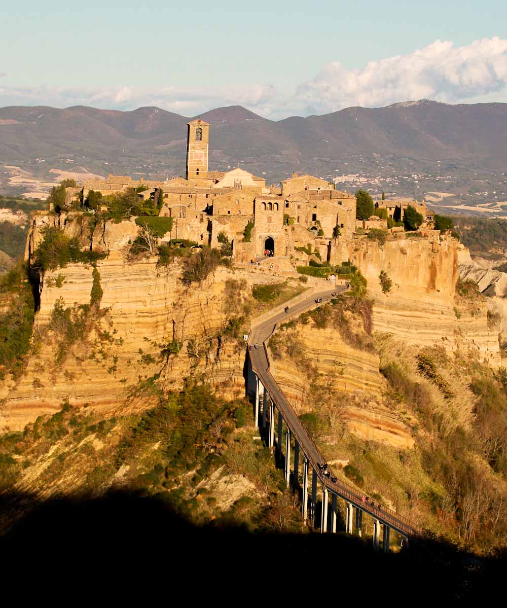Civita di Bagnoregio - Italian Notes