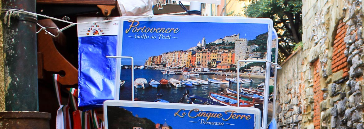 Porto Venere - Italian Notes