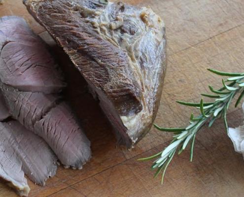 Vinegar marinated lamb - Italian Notes