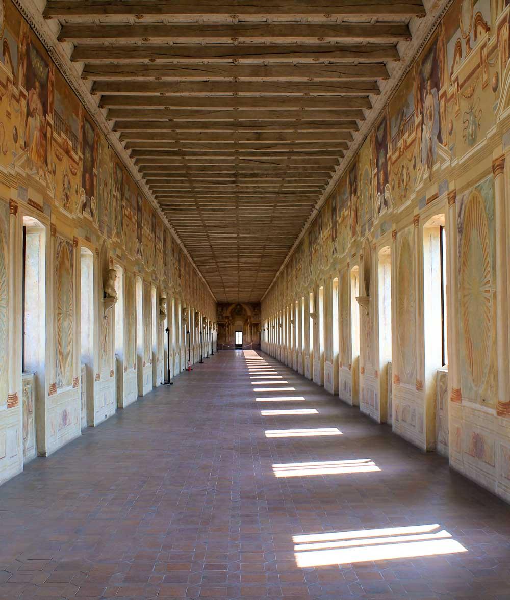 Explore Lombardy World Heritage - Sabbioneta and Mantova