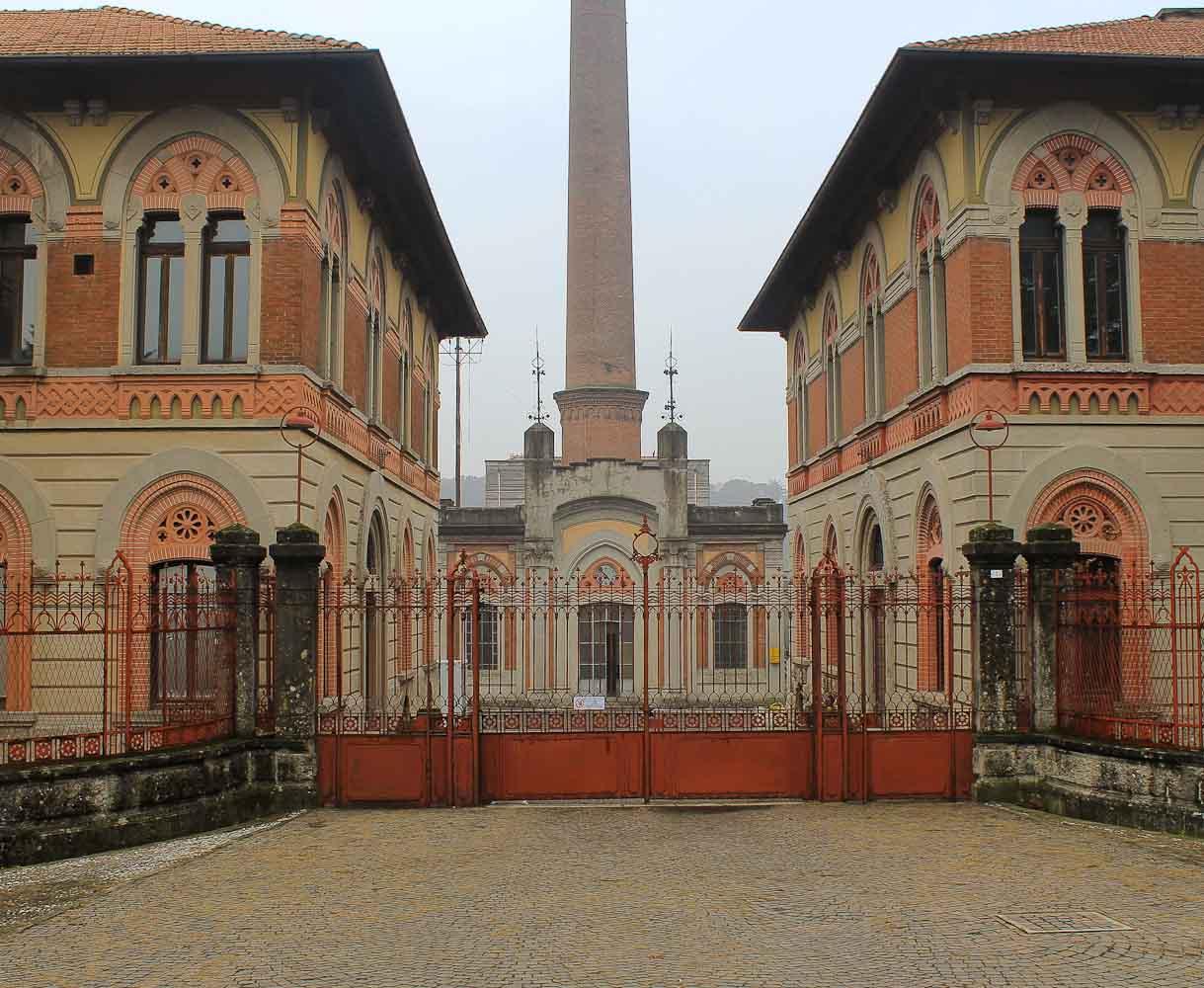 Explore Lombardy World Heritage - Crespi d'Adda
