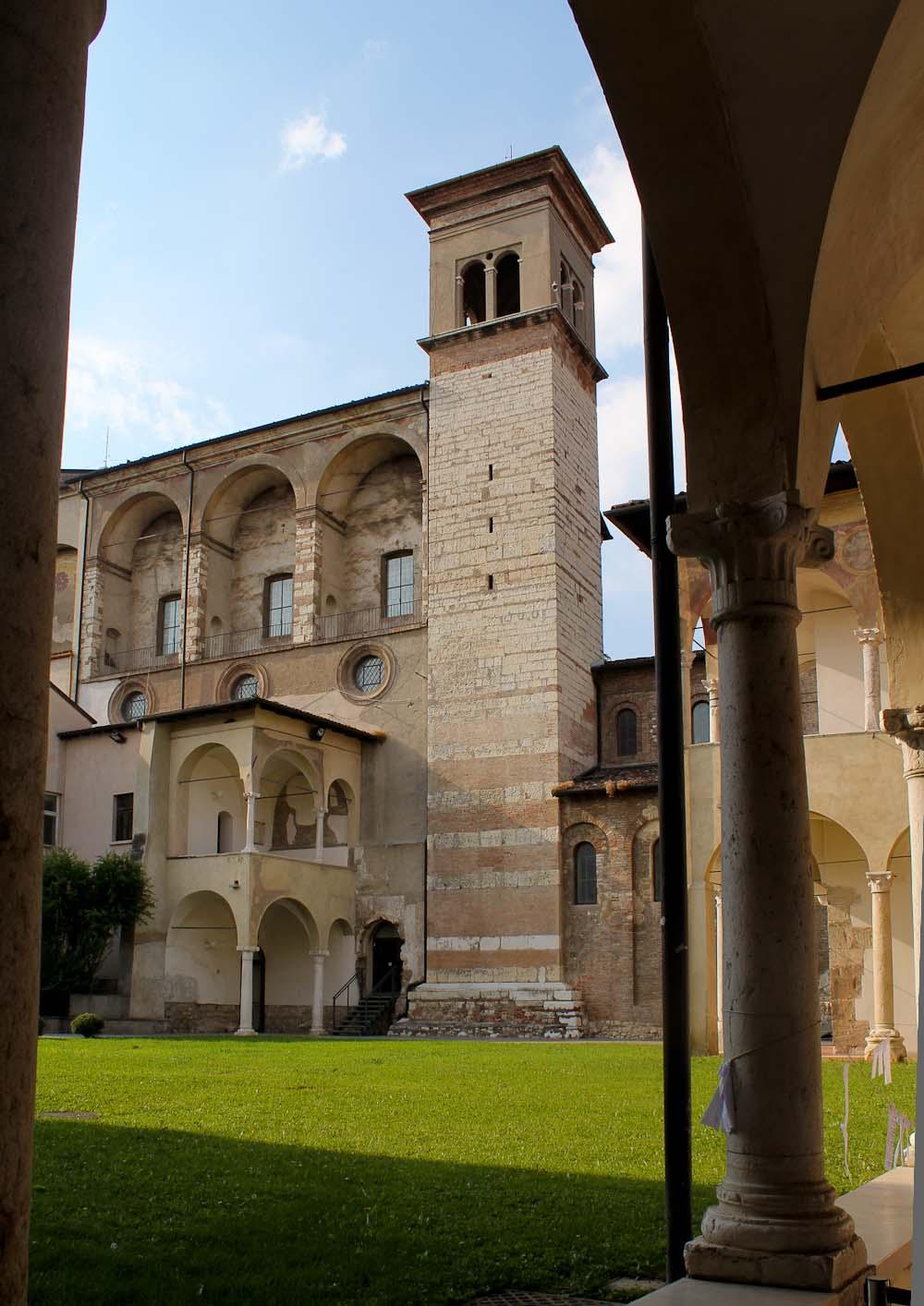 Explore Lombardy World Heritage - San Salvatore - Santa Giulia