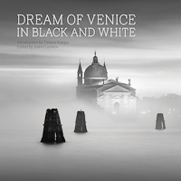 Cover of Dream of Venice in Black and White - Italian Notes