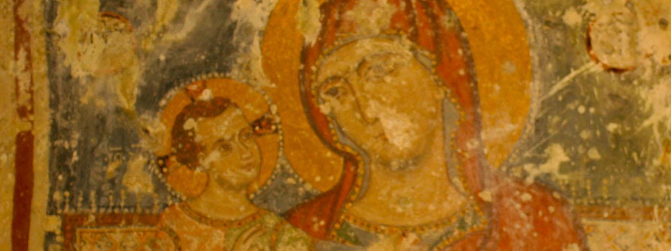 Cave churches near Matera
