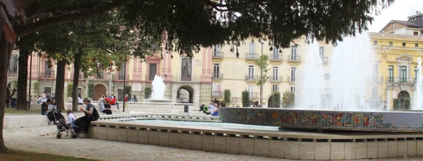 Monuments in Avellino