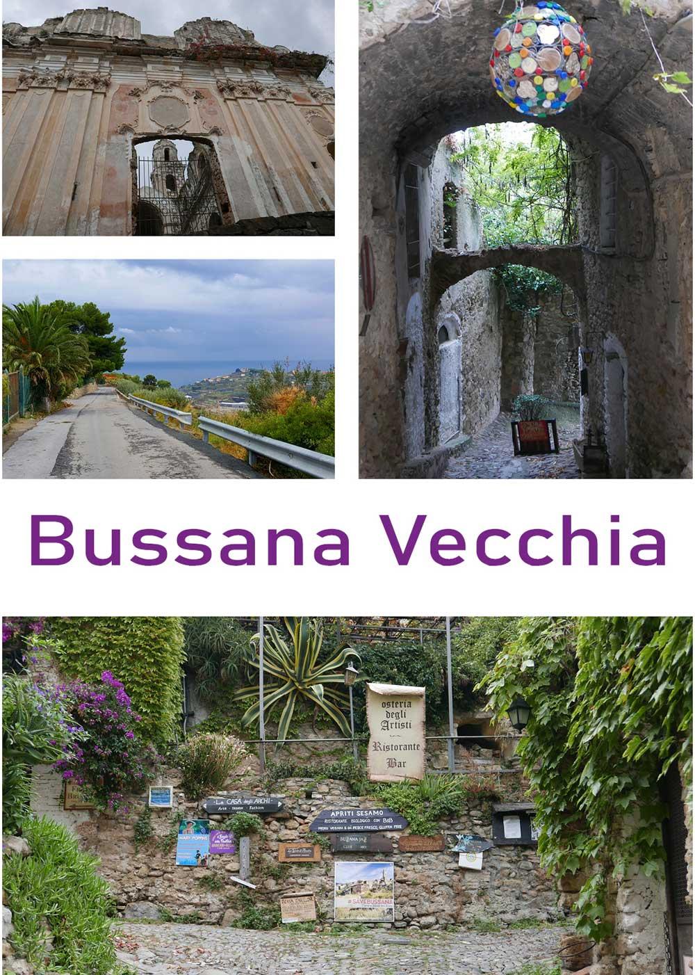 Bussana Vecchia - Italian Notes