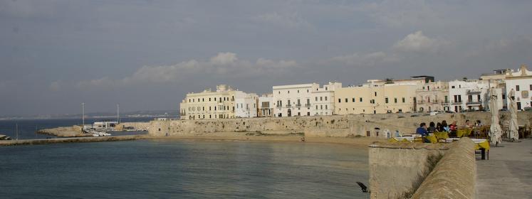 White towns in Puglia